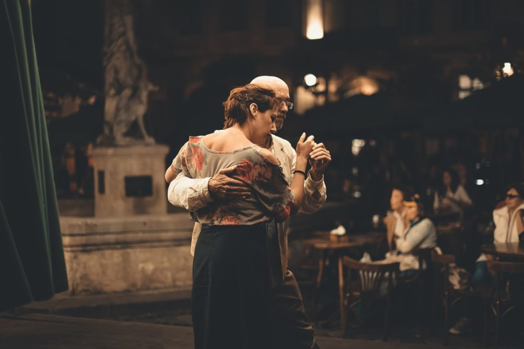 Танцы VS духовность